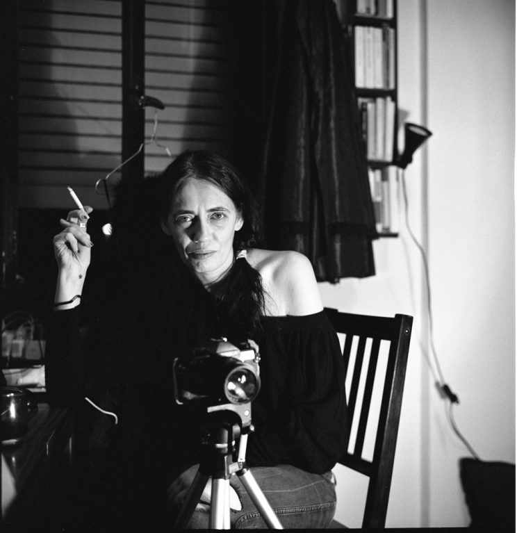 CHI SEI: Agnès Weber – fotografa