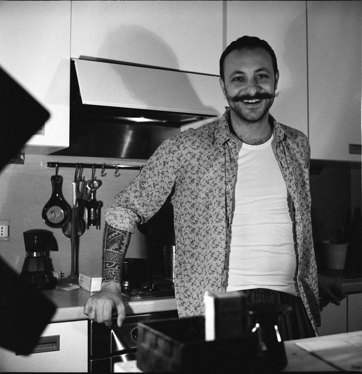 CHI SEI: Diego Rossi - Chef