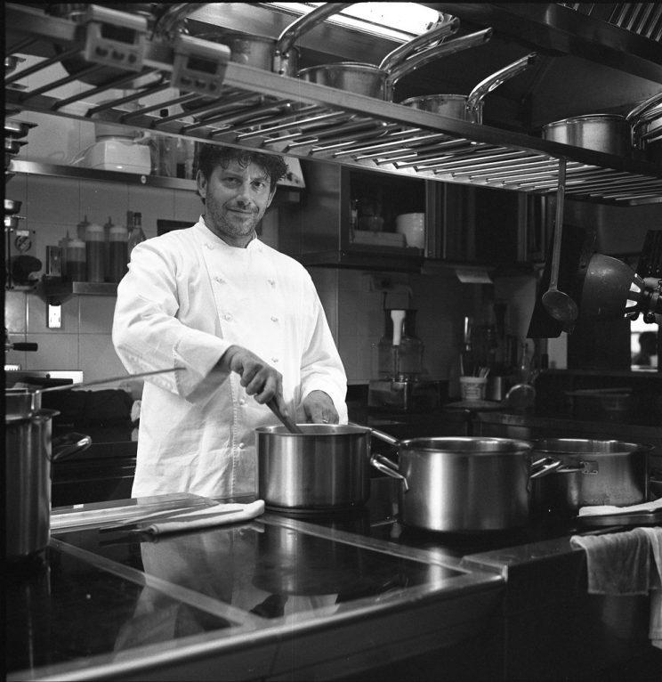 CHI SEI: Cesare Battisti – Chef