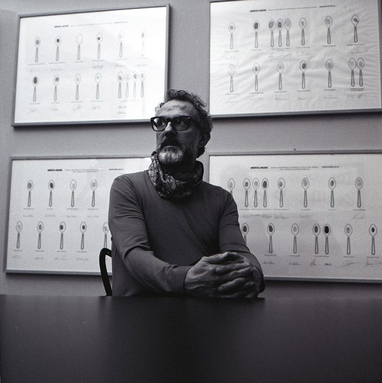 CHI SEI: Massimo Bottura – Chef